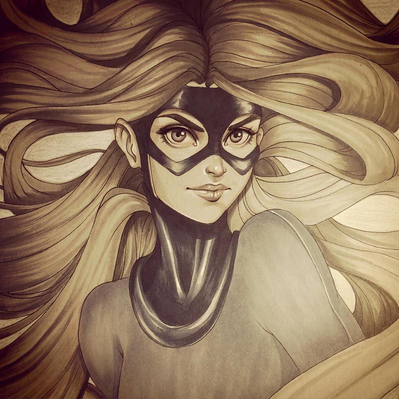 Medusa Commission by chrissie-zullo