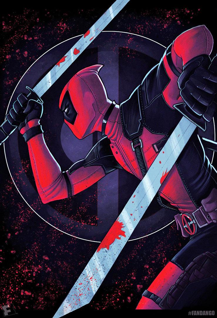 Deadpool by chrissie-zullo