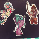 New Stickers!