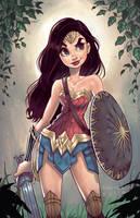 Wonder Woman ! by ChrissieZullo