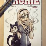 Sabrina the Teenage Witch and Salem