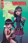 Hack/Slash vs. Vampirella Issue 5
