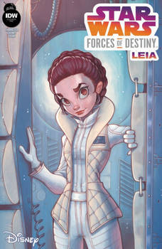Star Wars Forces of Destiny Leia Variant