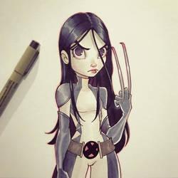 X23 by ChrissieZullo