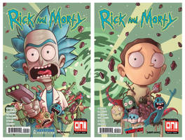 Rick and Morty 41 and 42