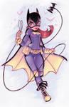 Designer Con Batgirl Exclusive