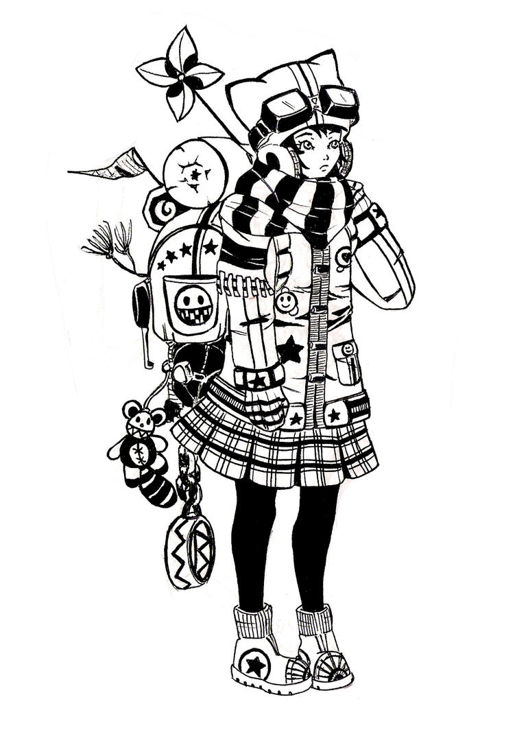 Kawaii Mod by erosenin23