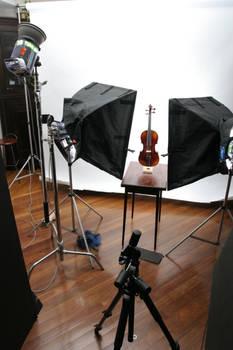Naked violin part II