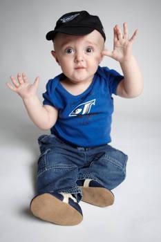 Adam 8 months old III