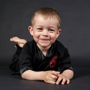 Elijah at 3 years old
