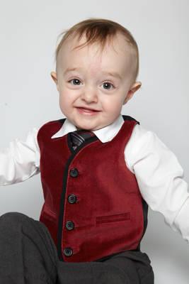 Adam 1 year old - 7