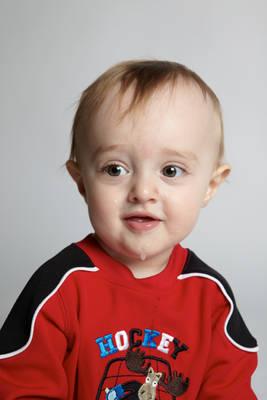 Adam 1 year old - 6
