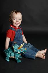 Adam 1 year old - 3