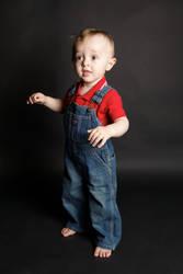 Adam 1 year old - 2