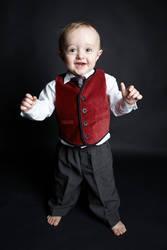 Adam 1 year old - 1