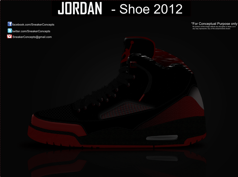 Jordan Shoe Wallpaper Hd