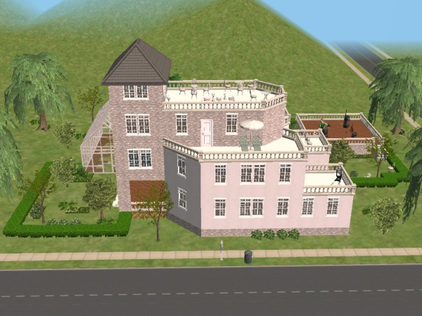 Sims 2 house n 22 p 1 by peaceinfinitystars