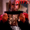 Worfs gold pants by PeaceInfinityStars
