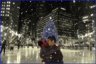 Merry Christmas ! by PeaceInfinityStars