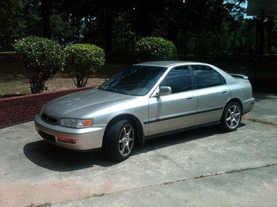 1996 Honda Accord Lx By Zeph013 On Deviantart