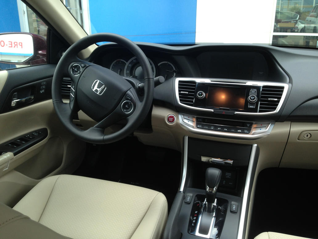 2013 Honda Accord Ex L Interior Short Hairstyle 2013