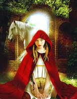 Red riding hood manip by Twi-art