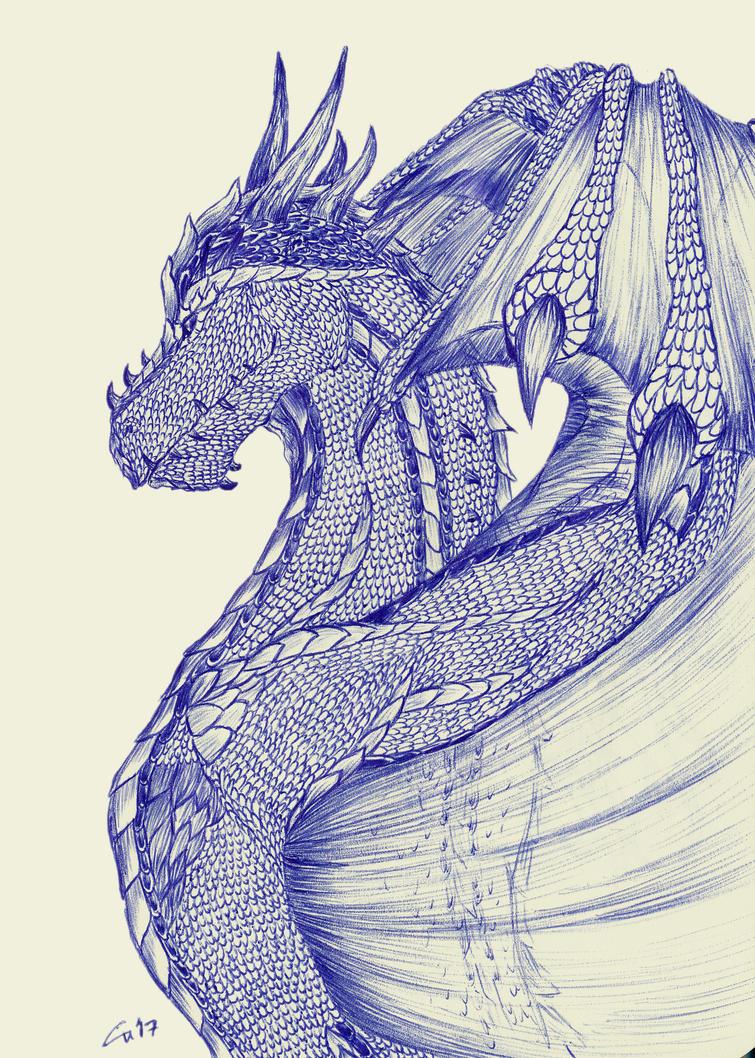 dragon by creamy88