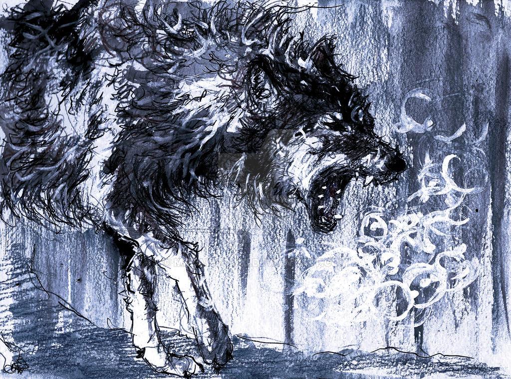 Wolf 1 by mjdawson23