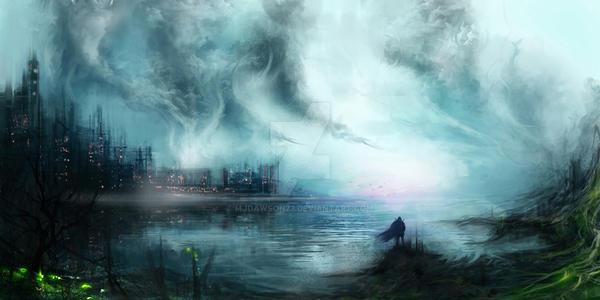 Dramatic Pollution by mjdawson23