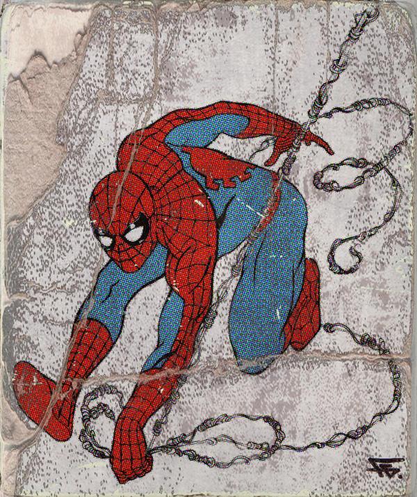 Vintage Spider Man By Flaviogatti On DeviantArt