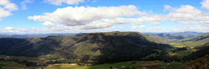 Powers Lookout Panorama