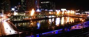 Midnight Fire show