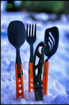 Snow Cooking Gear