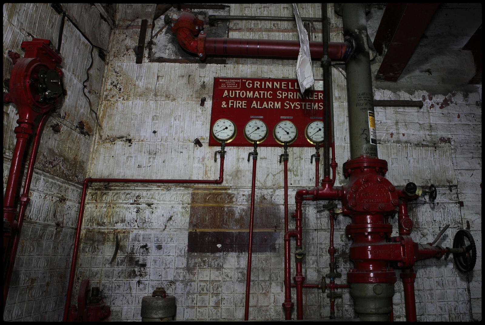 Grinnell Fire System