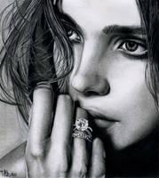 Natalia Vodianova by Dodos24
