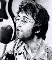John Lennon by Dodos24