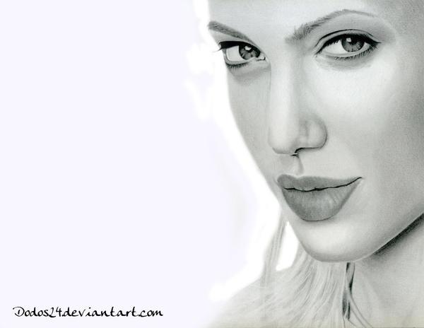 Angelina Jolie 2 by Dodos24