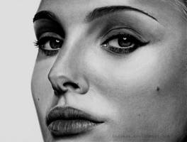 Natalie's Face by Dodos24