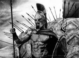 Leonidas 300 by Dodos24