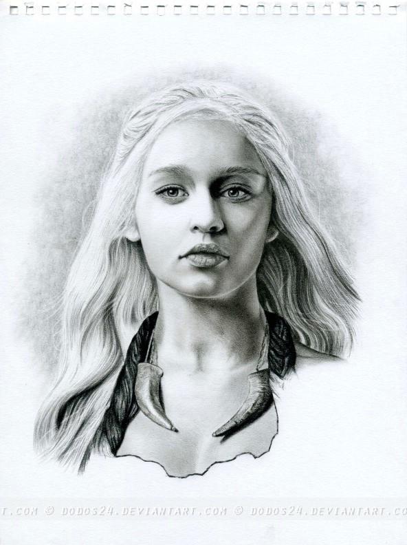 khaleesi by Dodos24
