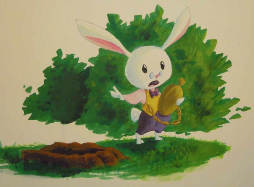White Rabbit Room Escape Barcelona