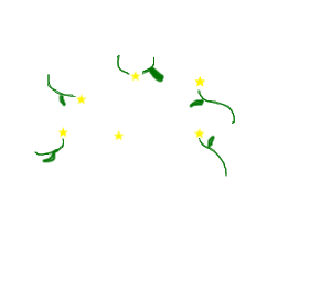 Stars and Flowers by Jannicochan