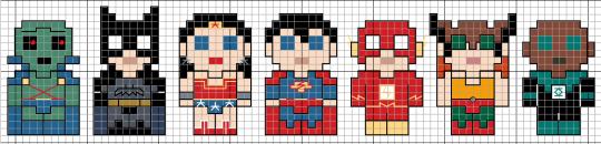 Justice league by lpanne