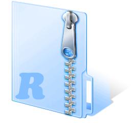 how to change rar to zip