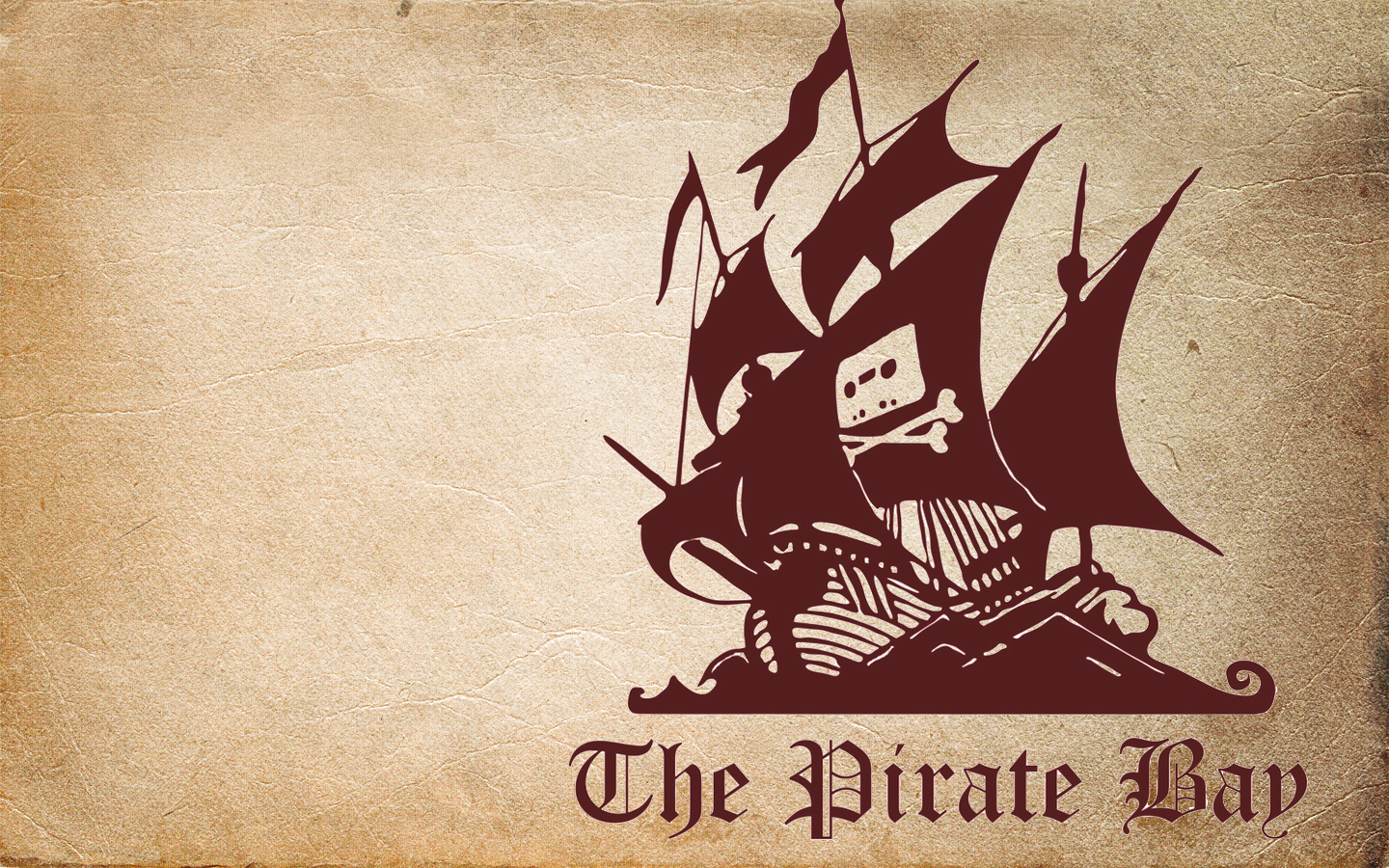 The Pirate Bay ...