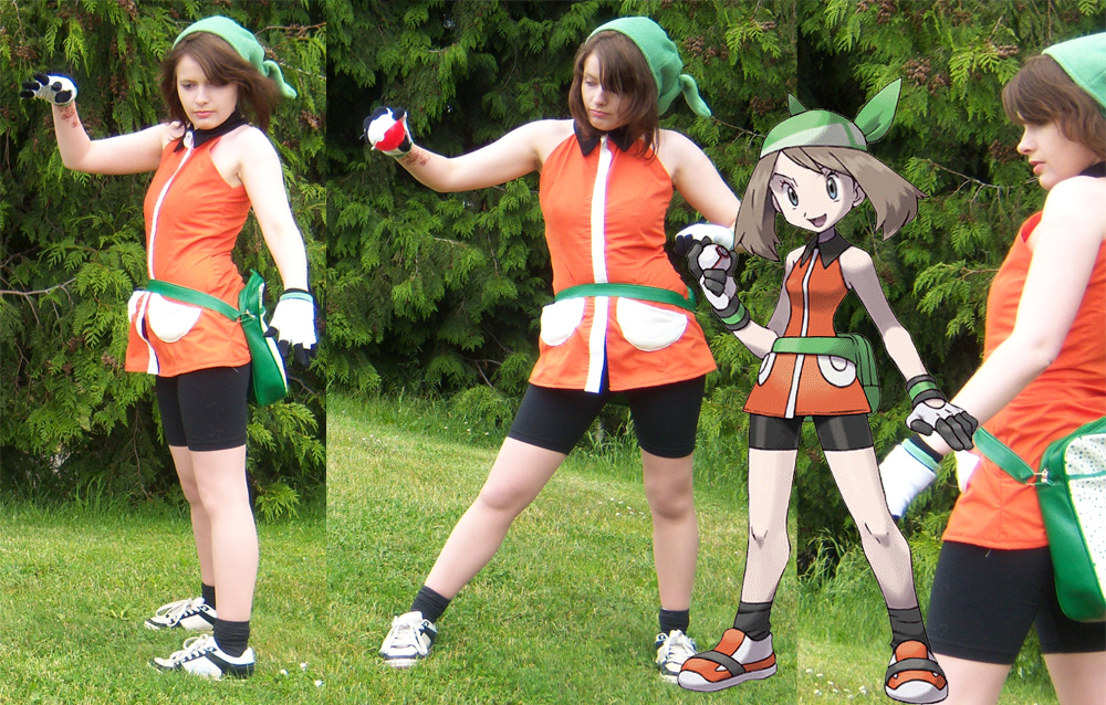 Pokemon Special Cosplay - MangaFox's Online Community