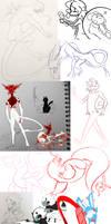 Hella Doodles