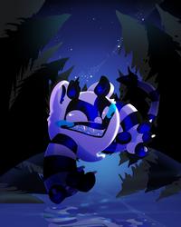 Im Blue [Taumfight]