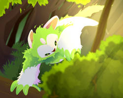 Forest Rush [Taumfight]
