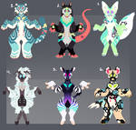Concept Critters 2 [CLOSED]